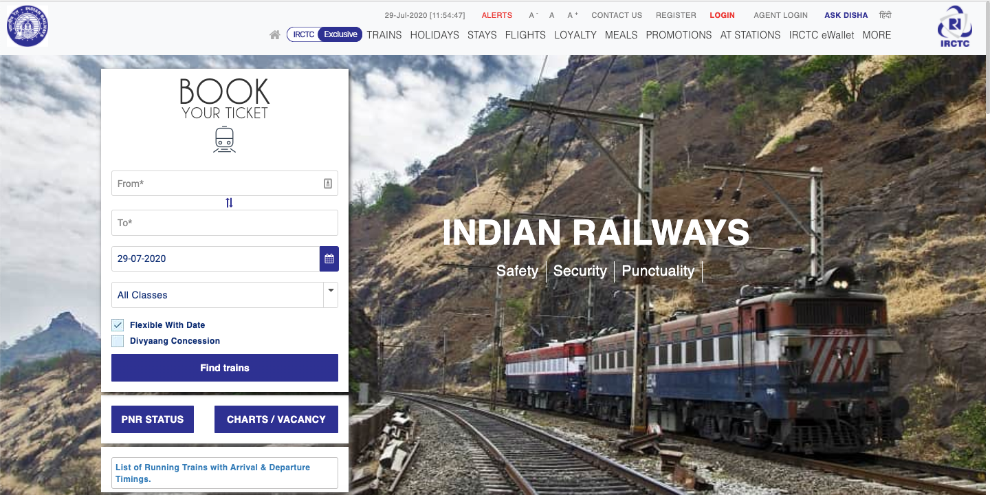 irctc-e-ticketing-website-to-be-revamped-railways-to-introduce-new-features