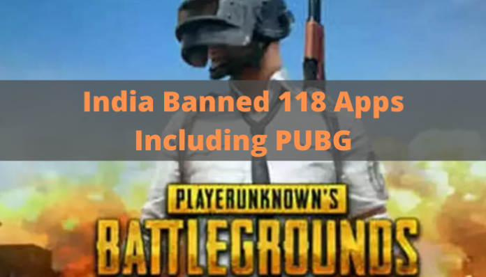 Banned 118 Apps