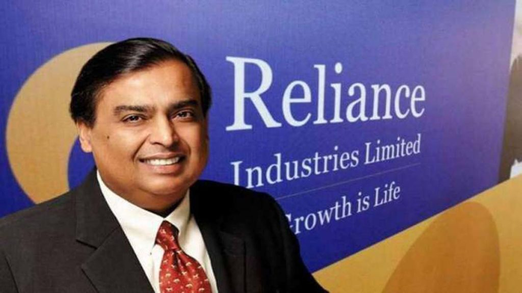 Mukesh Ambani Reliance Industries collaboration with Walmart