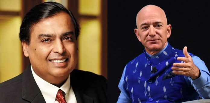 Reliance Industries Offers Amazon To Buy