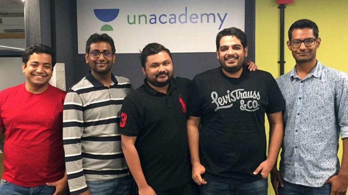 Unacademy Startup Story