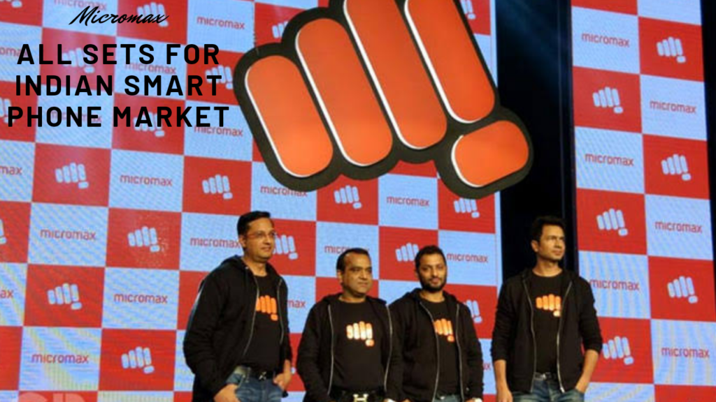 Micromax all set for comeback for Indian smartphone market