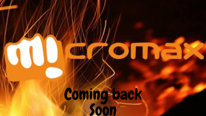 Micromax comingback