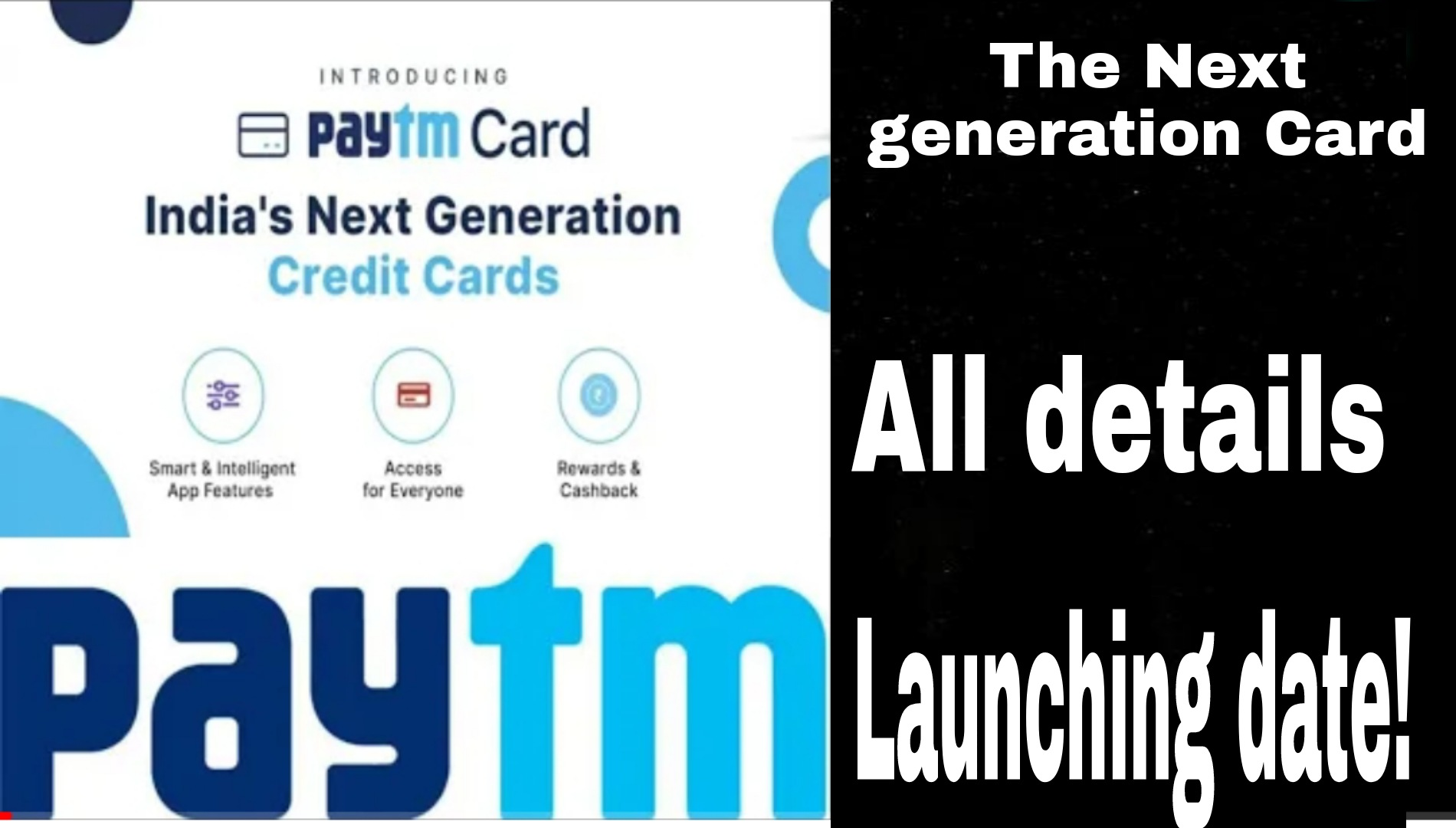 Paytm credit card