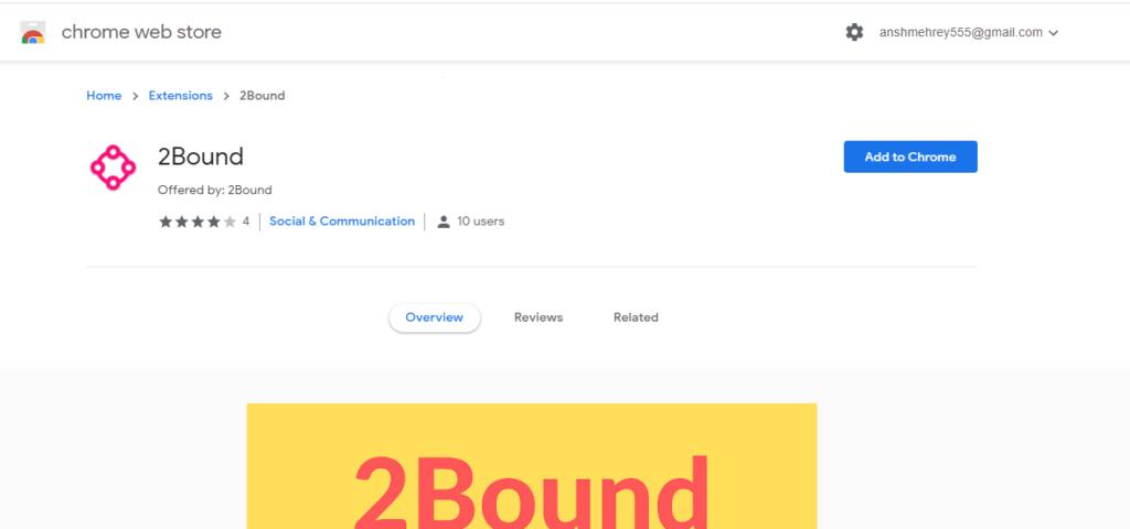 2Bound extension service