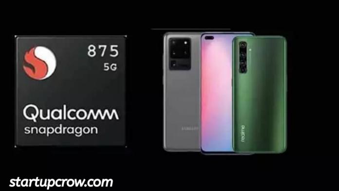 Upcoming Snapdragon 875 mobile list