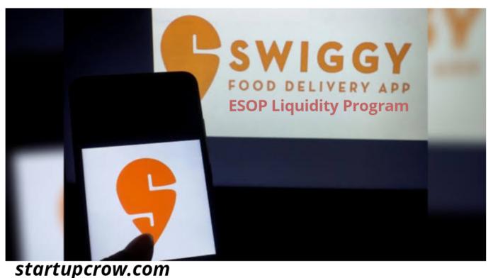 Swiggy to reward its employees with ESOP liquidity program