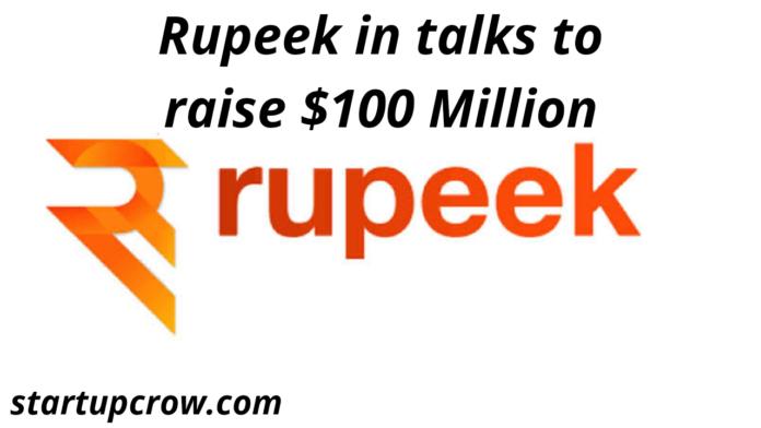 Rupeek in talks to raise $100 Million
