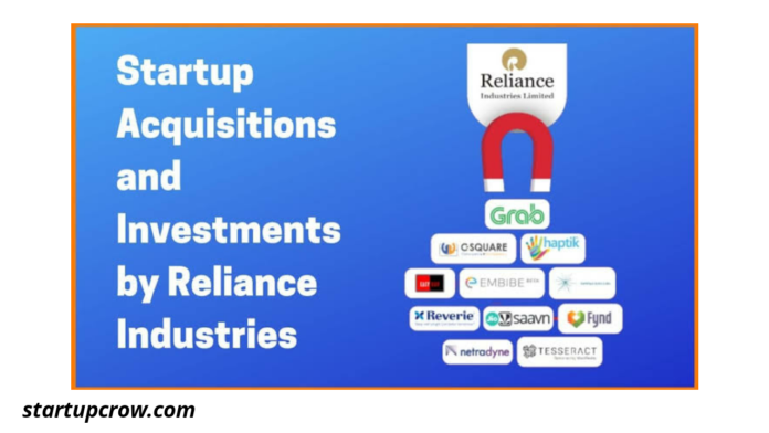 Reliance Industries - Diversified Business with Acquisition