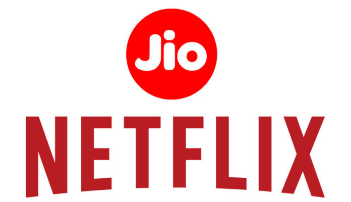 Jio tie-up helps Netflix gain users in India