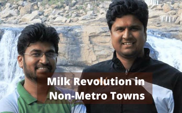 Milk Revolution in Non-Metro Towns