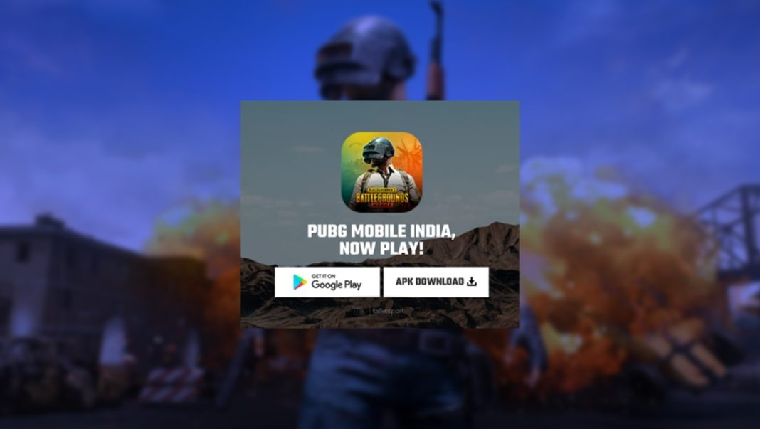 Pubg mobile India download link