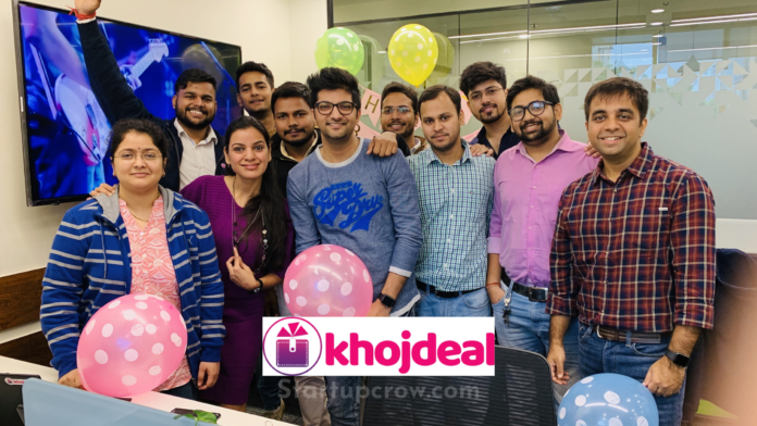 Khojdeal brand story with vaibhav lall founder of Khojdeal