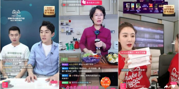 Live Streaming Plays A Big Role In China Online Shopping