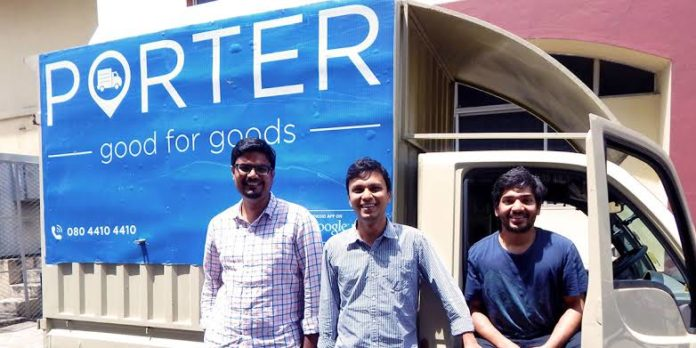 Porter double revenue to Rs 274 Cr; loss leap 2.5X to Rs 104 Cr