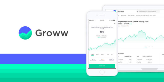 Groww App : Made in India' app helps grow your money by investing in mutual funds, stocks, gold, and mor