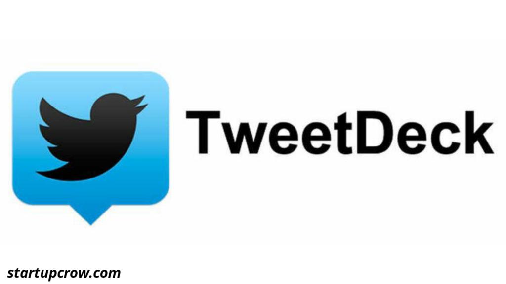 TweetDeck free social media management tools
