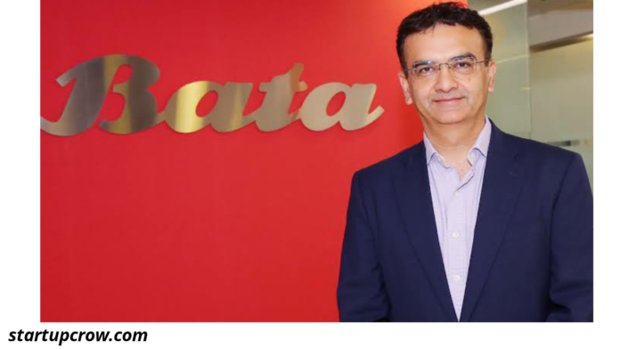 Sandeep Kataria is the first Indian to become the global CEO of Bata