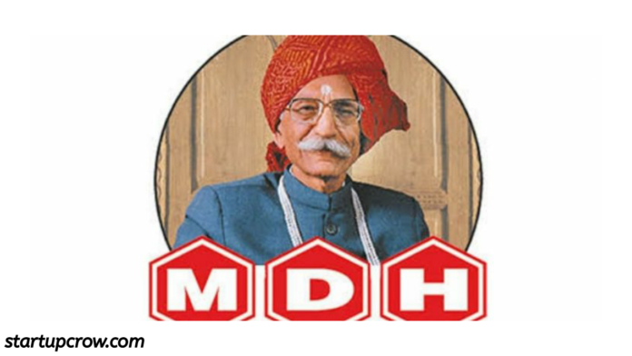 King Of Spices & CEO Of MDH- Mahashay Dharampal Gulati
