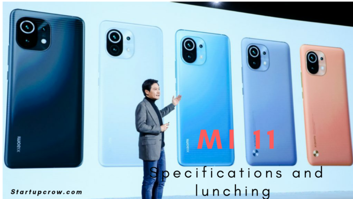 Mi 11 Specifications, Features