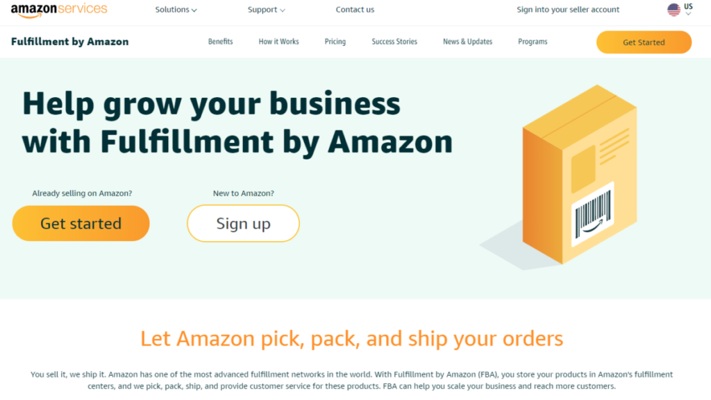 Amazon FBA Program