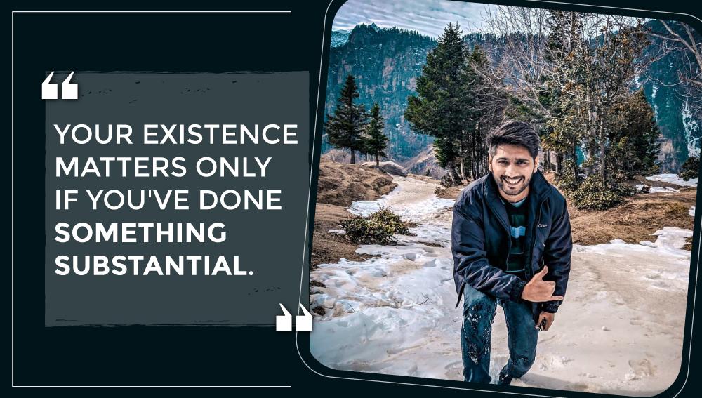 Motivational Quotes by Mihir Gadhvi