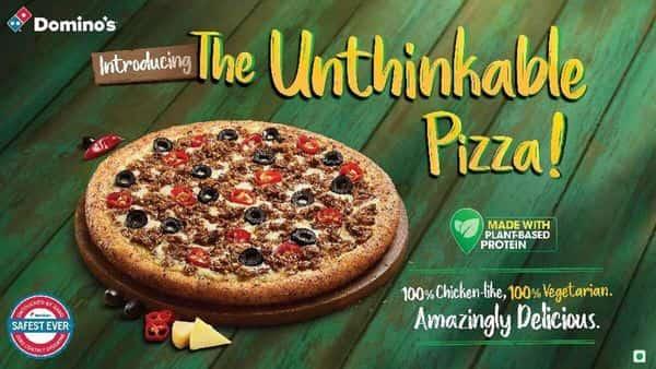 Domino's New 'Unthinkable Pizza'