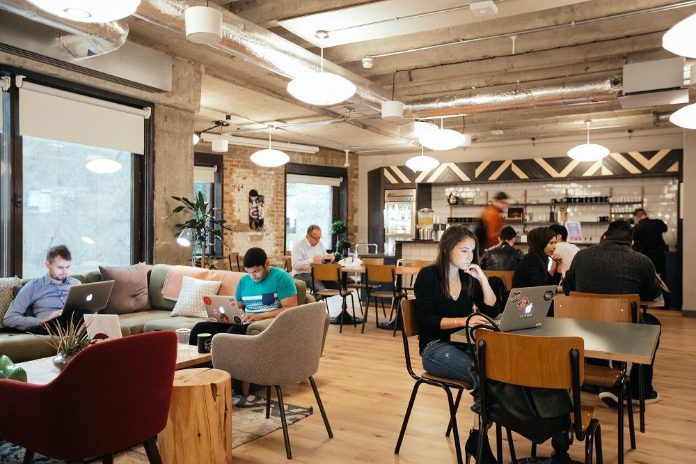 Rise of Co-working Space