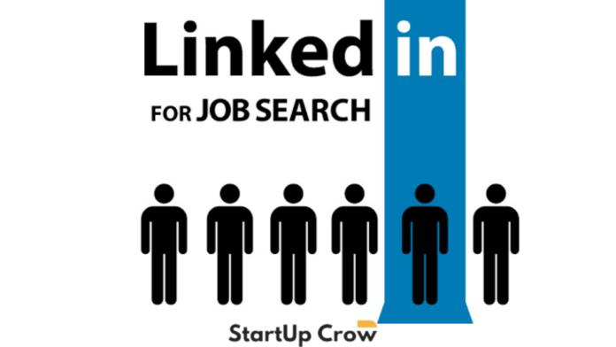 Use LinkedIn to find job