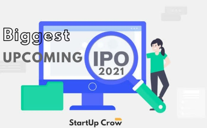 Biggest upcoming ipo in 2021