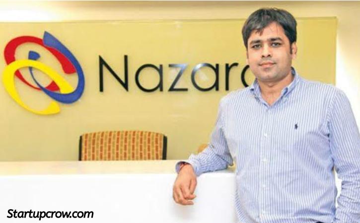 Rakesh Jhunjhunwala Backed Nazara Technologies Becomes first Indian Gaming Company to File for IPO