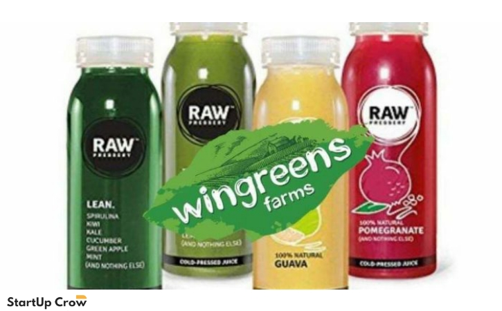 Wingreens Farms Acquires Natural Beverage Startup Raw Pressery