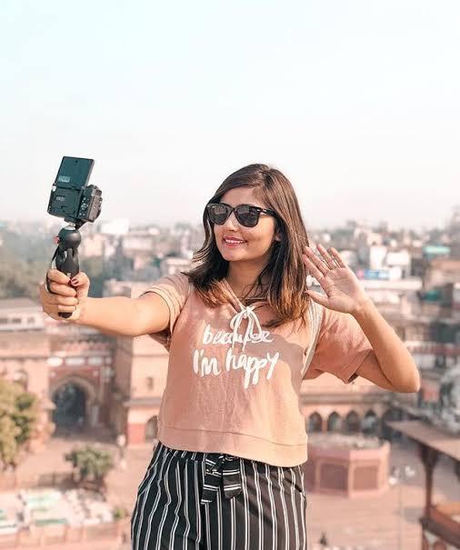 Kritika Goel manage Vblog Creation