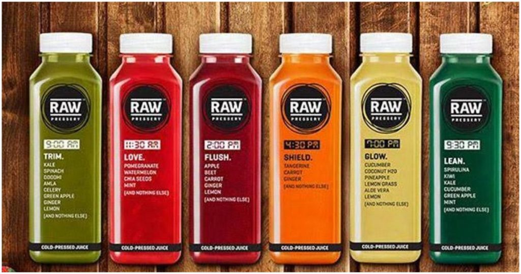 Raw Pressery Acquired For Rs. 100 Crore By Wingreens Farms