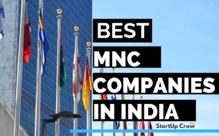 Top MNC companies in India in 2021