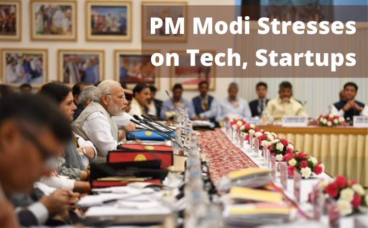 In The Governing Council of NITI Aayog on 6th Meet PM Modi Stresses on Tech and Startups