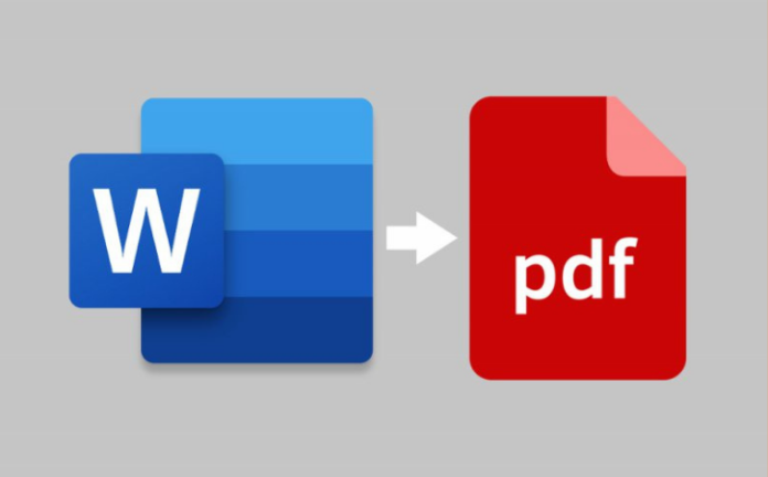 How To Convert Your Doc to PDF File For Free
