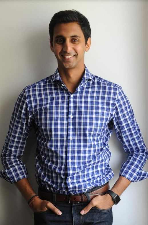 Atulya Mittal, founder of Nexzu Mobility
