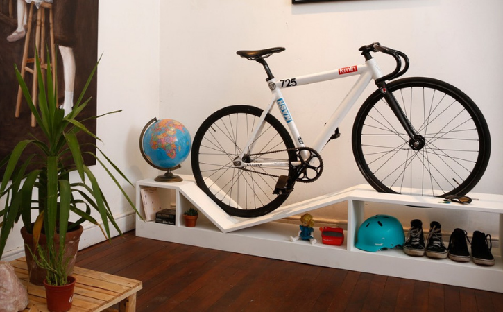 Bike Storage Ideas: 8 Ways How to Store Your Bike at Home