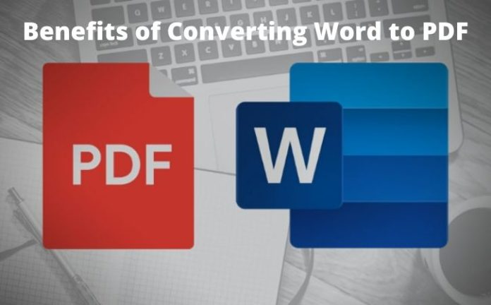 Word Document to PDF Online