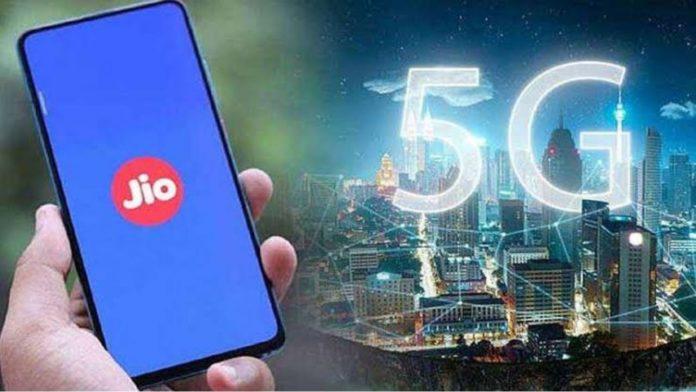 Jio to launch a 5G Jio smartphone