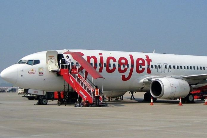 spicejet not paying 35% of salary news