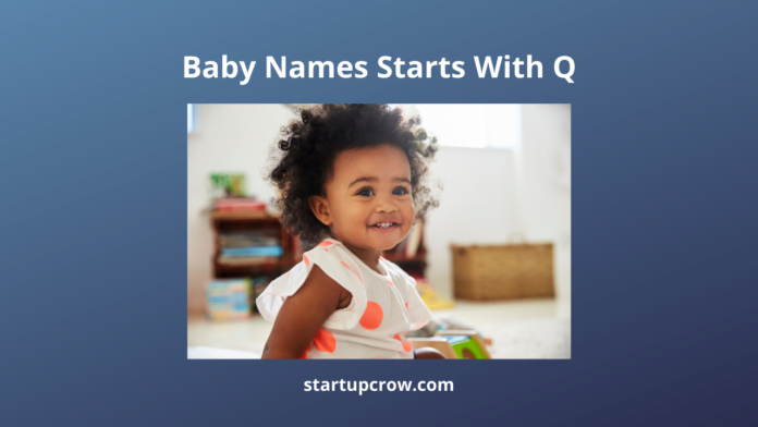 Famous baby names starts with Q