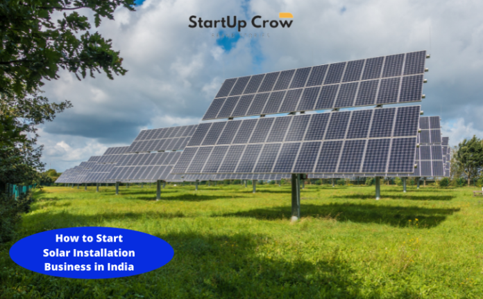 How to Start Solar Installation Business in India