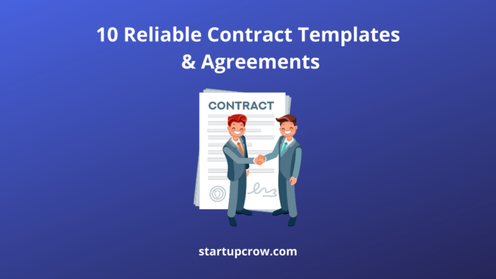 Reliable Contract Templates & Agreements